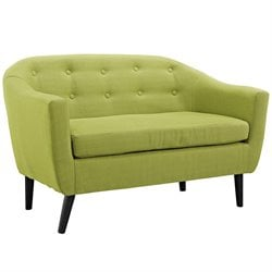 Modway Wit Fabric Loveseat