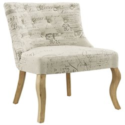 Modway Royal Fabric Accent Chair