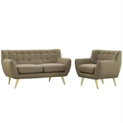 Modway Remark 2 Piece Sofa Set