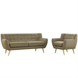 Modway Remark 2 Piece Sofa Set 1