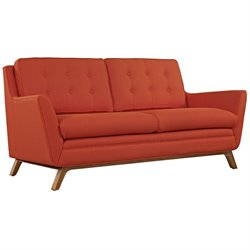 Modway Beguile Fabric Loveseat