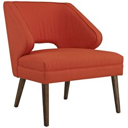 Modway Dock Fabric Accent Chair