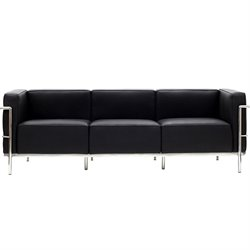Modway Charles Leather Sofa