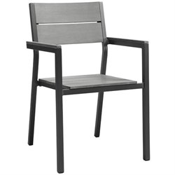 Modway Maine Dining Outdoor Armchair