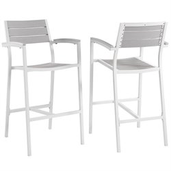 Modway Maine Outdoor Bar Stool