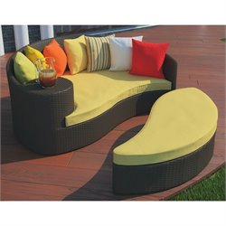 Modway Taiji Outdoor Patio Daybed