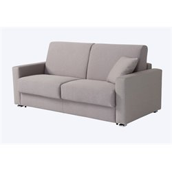 Pezzan Breeze Pull Out Sofa in Light Gray