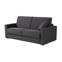 Pezzan Breeze Pull Out Sofa in dark Gray
