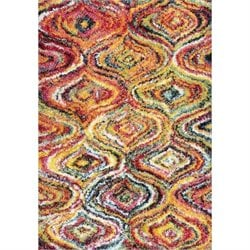 Nuloom Machine Made Josephina Rug in Multi