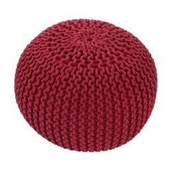 Jaipur Spectrum Cotton Cylinder Pouf