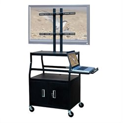 Wide Body Cabinet Cart for up to 47
