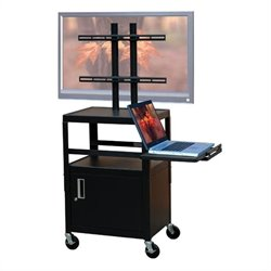 Adjustable Cabinet Cart for up to 32