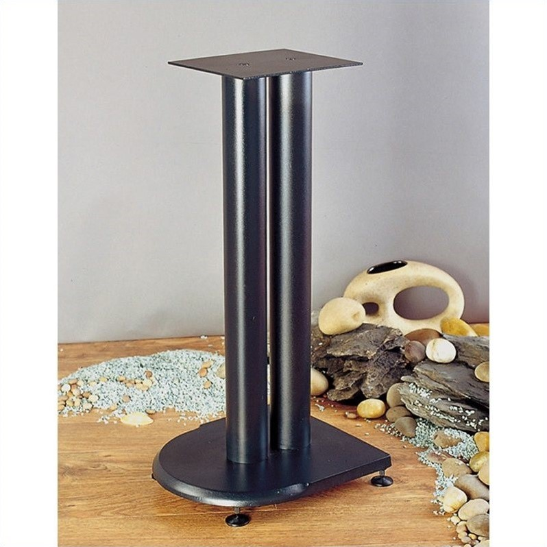 Speaker Stands Pair in Black