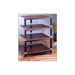 VTI BL Series 4-Shelf Audio Rack