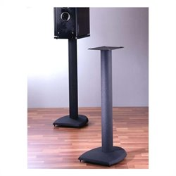 Speaker Stand in Black (Set of 2)