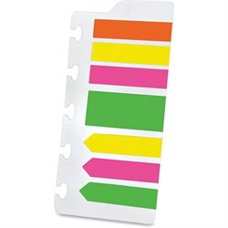 Tops Versa Notebook Page Flag Refills (Set of 2)