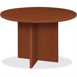 Basyx BL X-Base Round Conference Table