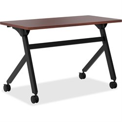 Basyx Chestnut Laminate Multipurpose Tables
