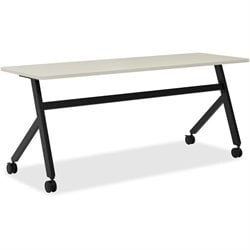 Basyx Light Gray Laminate Multipurpose Tables