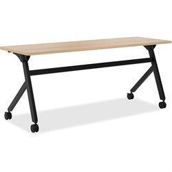 Basyx Wheat Laminate Multipurpose Tables