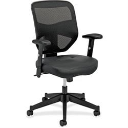 Basyx VL531 Series Mesh High-back Work Chair