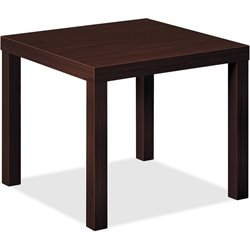 Basyx Laminate Occasional Corner Table