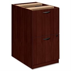 Basyx BL Mahogany Laminate Office Furniture