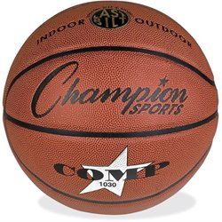 Champion Sports Intermdt-size Composite Basketball