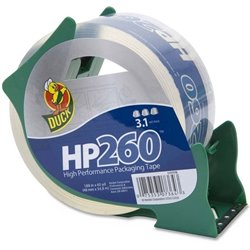 Duck Brand HP260 Commercial Packaging Tape
