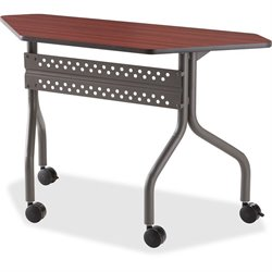 Iceberg Officeworks Trapezoid Mobile Trning Table