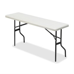 Iceberg Commercial Grade Lightwt Folding Tables