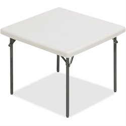 Iceberg IndestrucTableToo Square Folding Table
