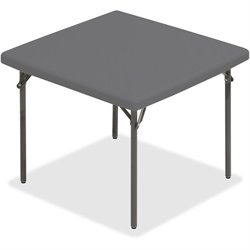 Iceberg IndestrucTable TOO Square Folding Table
