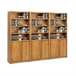 Kathy Ireland Home by Martin Furniture Contemporary Wall Bookcase