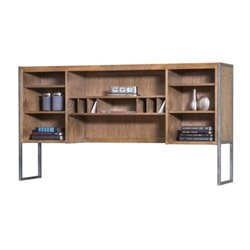 Martin Furniture Belmont Hutch in Brushed Ash