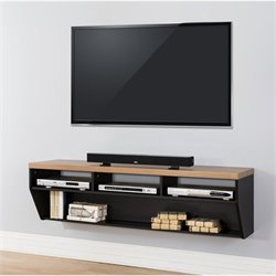 Angled Sizes TV Mount River Cherry