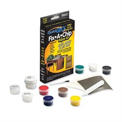 Master Caster Fix-a-Chip Hard Surface Repair Kit
