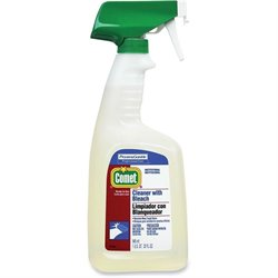 Procter & Gamble Comet Cleaner w/Bleach