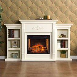 Tennyson Infrared Electric Fireplace