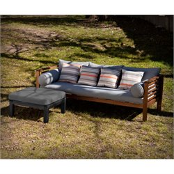 Southern Enterprises Delaney Patio Sofa