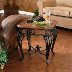 Southern Enterprises Prentice End Table