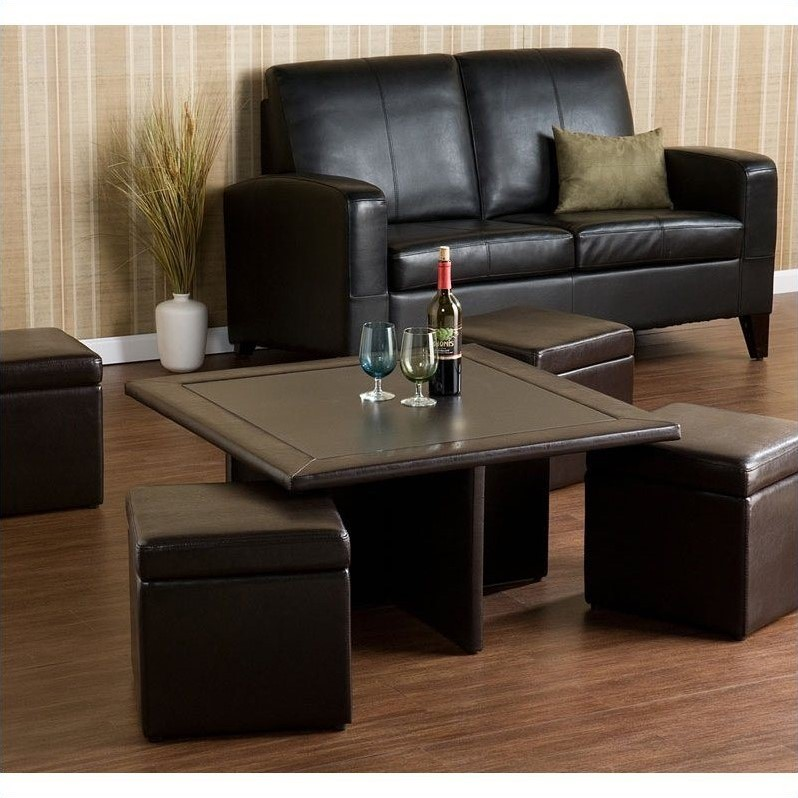 living room coffee table sets southern enterprises storage table