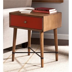 Southern Enterprises Norwich Accent Table