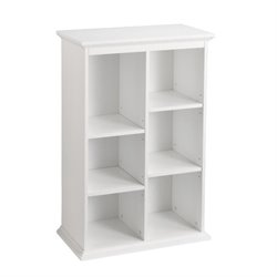 Midvale Shelf in White