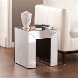 Schiaparelli Mirrored Accent Table