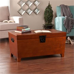 Pyramid Storage Trunk Coffee Table