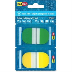 Redi-Tag Pop-up Assorted Color Index Tabs