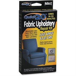 Master Caster Quick20 Fabric Upholstery Repair Kit