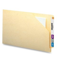 Smead End-tab Flat Legal File Jackets