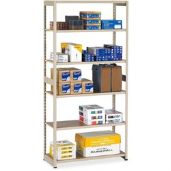 Tennsco Regal Shelving
